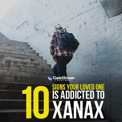 10 Signs Your Loved One is Addicted to Xanax