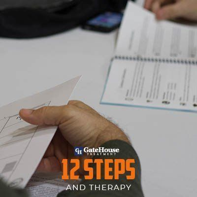 12 Steps and Therapy 1