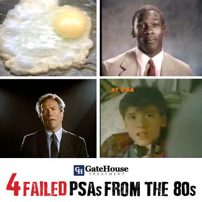 Failed Anti-Drug PSA's From the 80's 1
