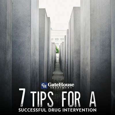 7 Tips For A Successful Drug Intervention 1