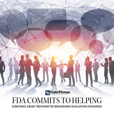 FDA Commits to Helping Substance Abuse Treatment By Broadening Evaluation Standards 1