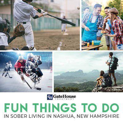 20 Fun Things to Do In Sober Living Nashua, New Hampshire 1