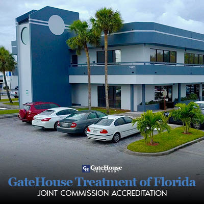 GateHouse Treatment of Florida Receives Joint Commission Accreditation 1