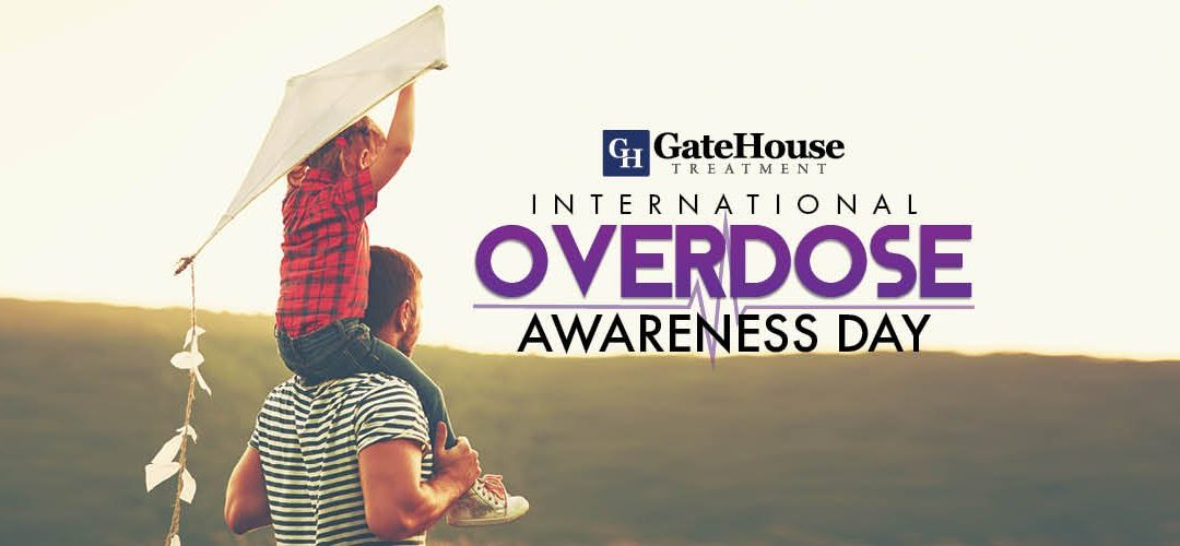 International Overdose Awareness Day 2018