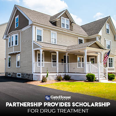 GateHouse Treatment Partnership Provides Scholarship for Drug Treatment 1