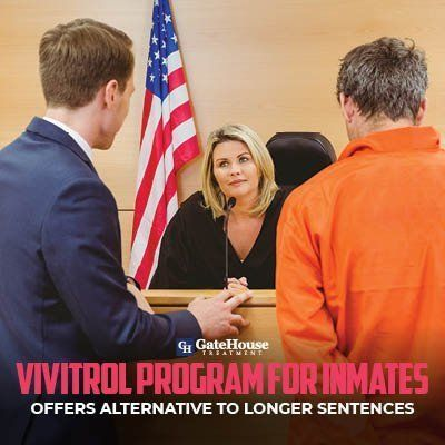 Vivitrol Program for Inmates Offers Alternative to Longer Sentences 1