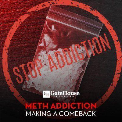 meth addiction comeback