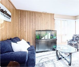 Gatehouse Treatement - Nashua NH Sitting Room 2