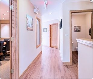 Gatehouse Treatement - Nashua NH Hallway