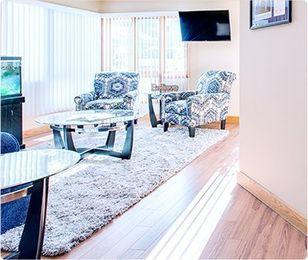 Gatehouse Treatement - Nashua NH Sitting Room