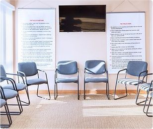 Gatehouse Treatement - Nashua NH Meeting Room