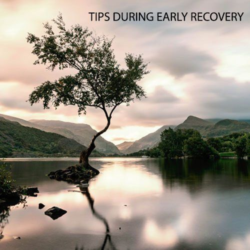 Tips During Early Recovery 1
