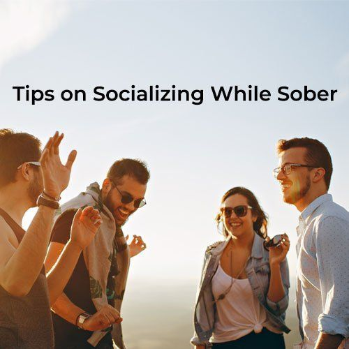 Tips on Socializing While Sober 1
