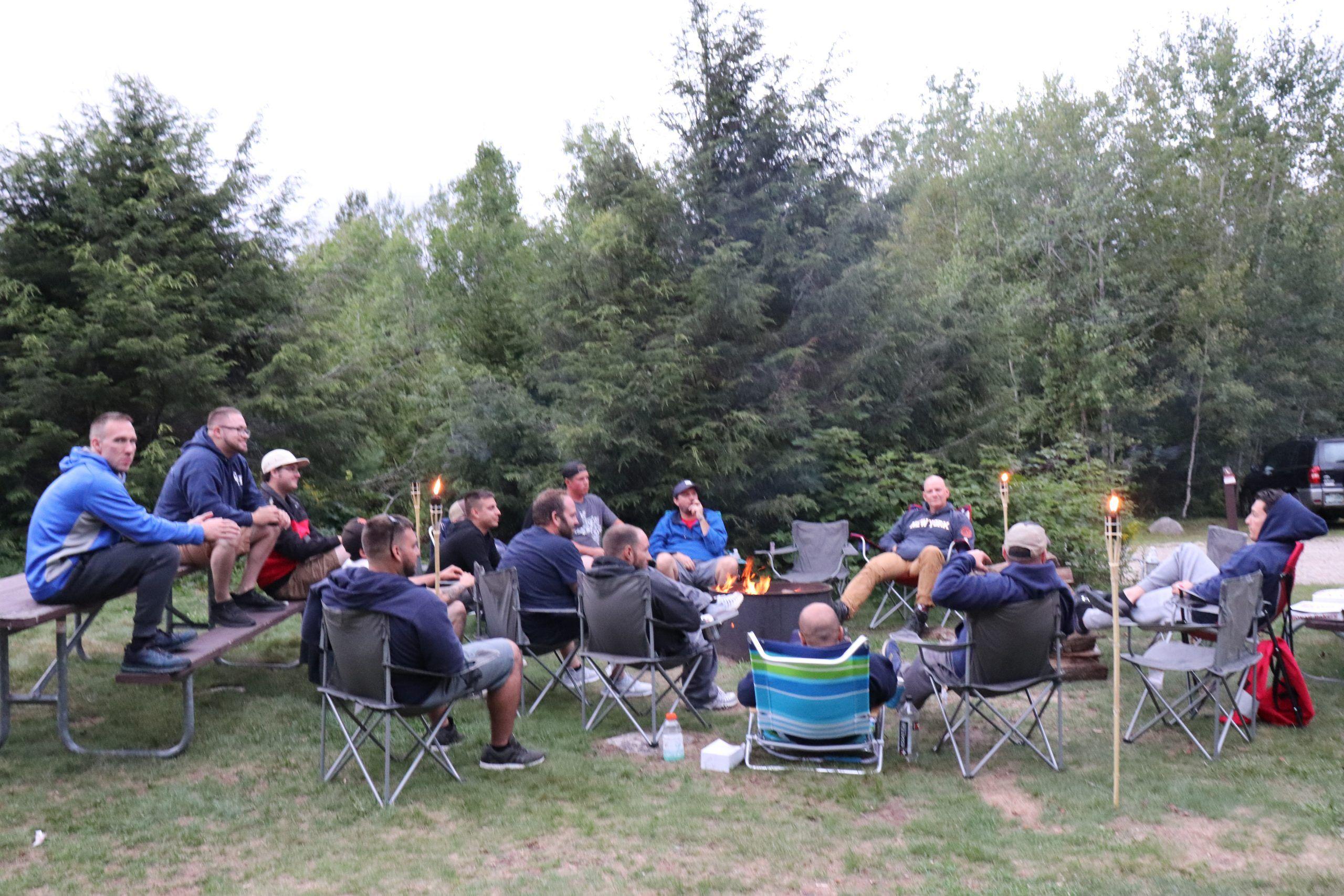 Annual Alumni Camping 2019