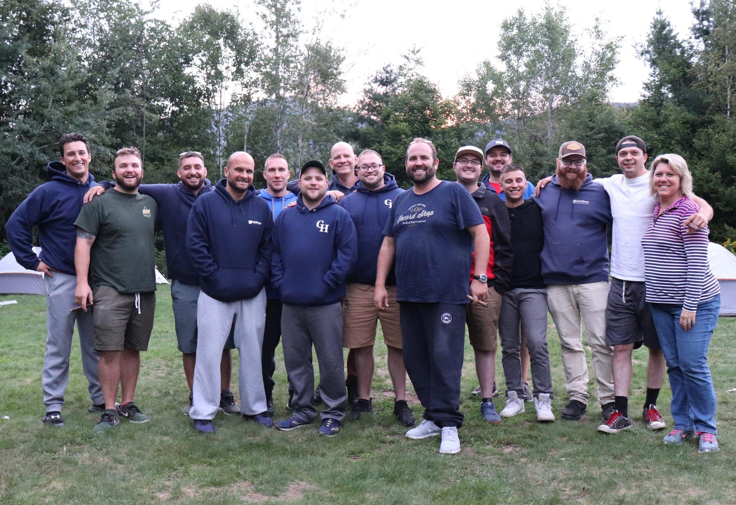 Annual Alumni Camping 2018