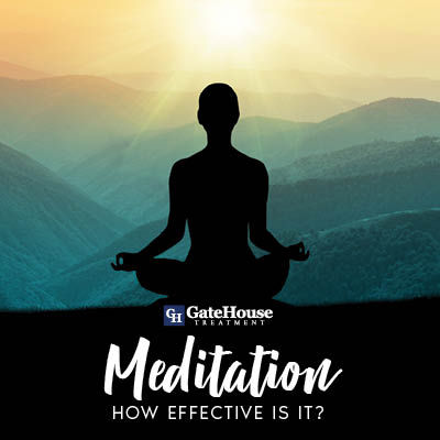 Meditation Treatment: How Effective Is It 1