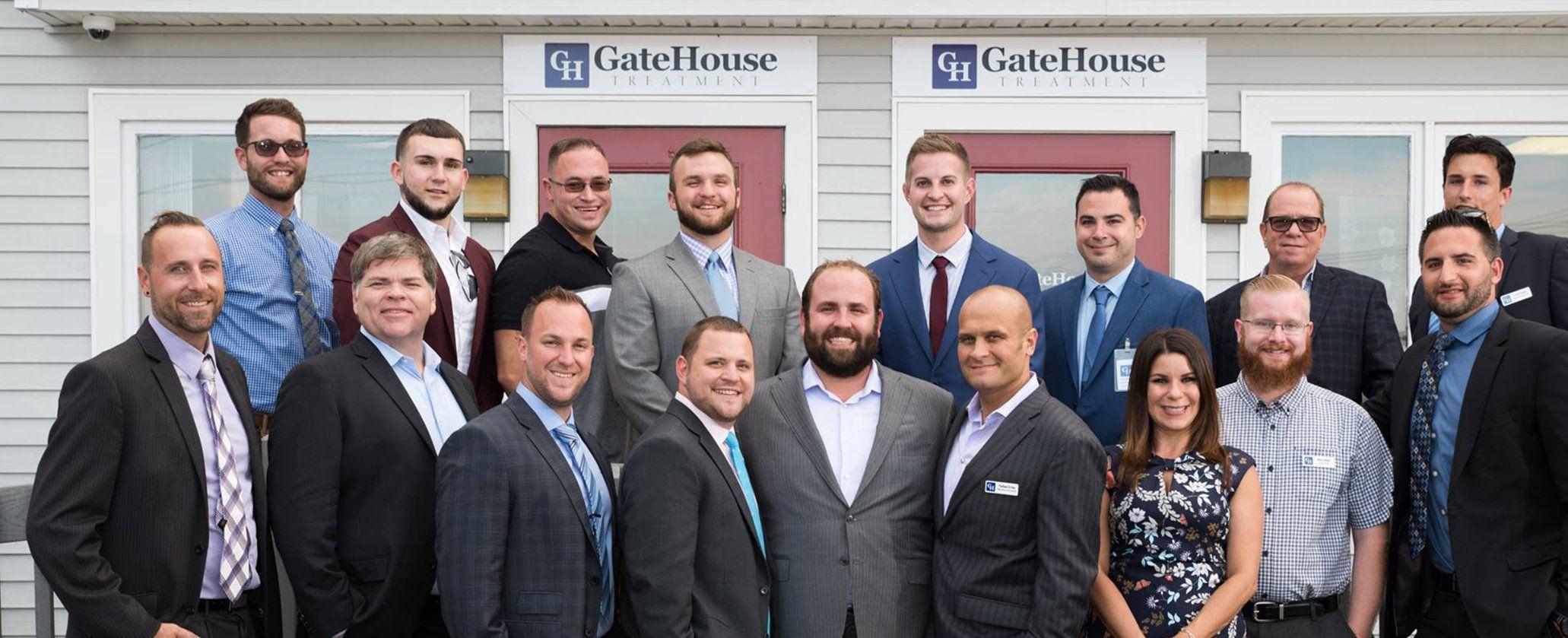 GateHouse Treatment Team photo